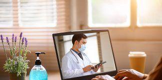 Consulta médica por videoconferencia