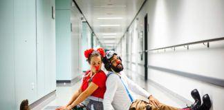 Asociación Clowntigo. Payasos de hospital