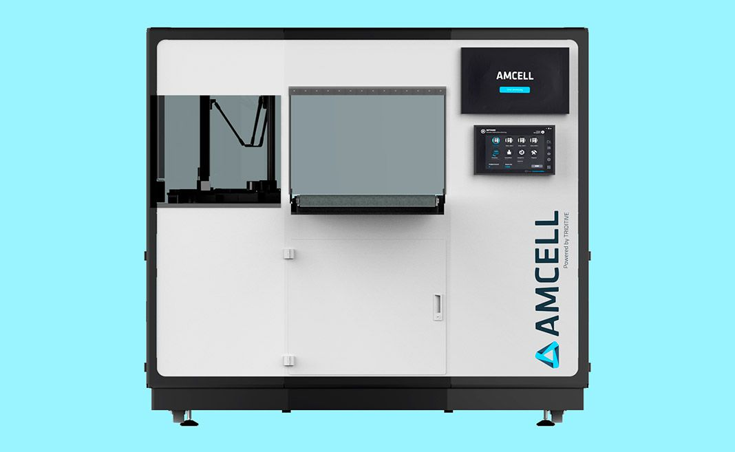 AMCELL, impresora 3D. Triditive