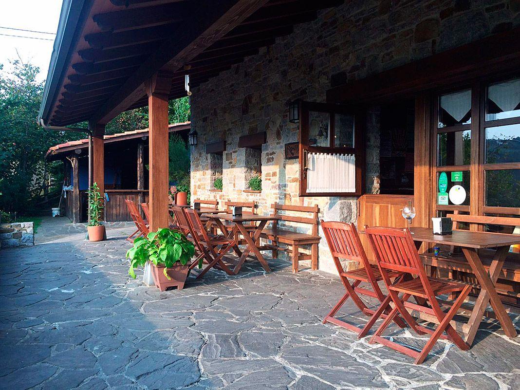 Restaurante L'Albancia (Laviana)