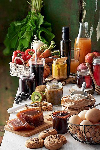 Productos asturianos