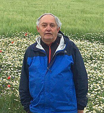 Ricardo Anadón, catedrático de Ecología y experto en cambio climático