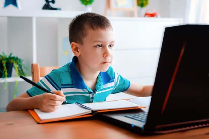 Estudiante via online