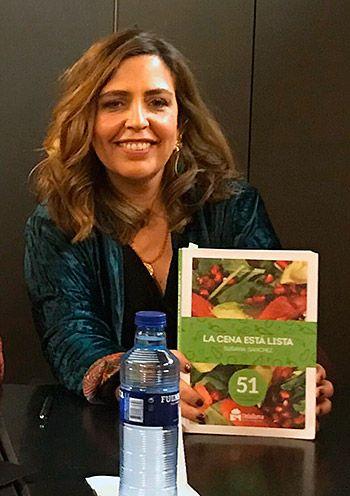 Susana Sánchez, dietista y nutricionista