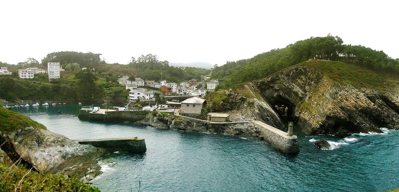 Puerto de Viavélez (EL Franco) / Foto: Chabela Bayo