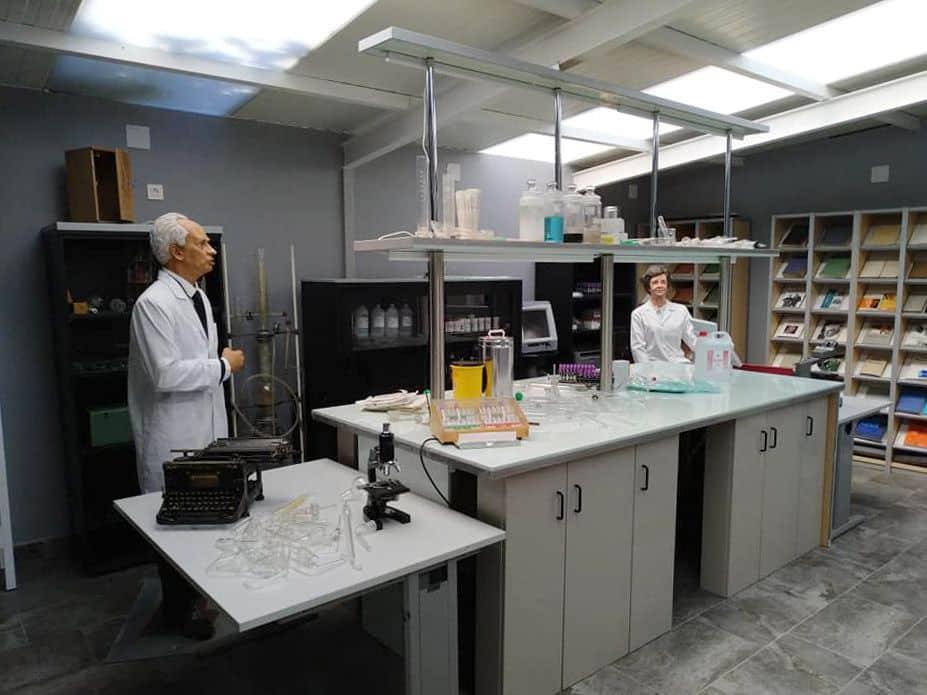 Exposición Ciencia en Luarca en el Parque de la Vida (Valdés)