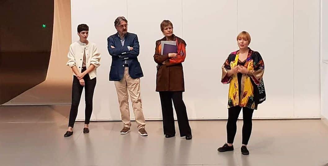 """Presentación de la exposición """"Equivocada no es mi nombre"""" en LABoral Centro de Arte"""