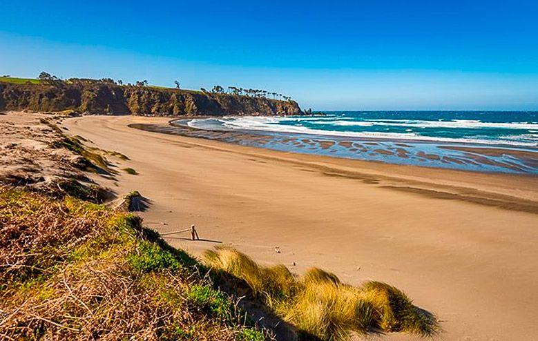 Playa de Barayo (Navia-Valdés)