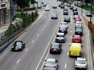 Tráfico en Oviedo