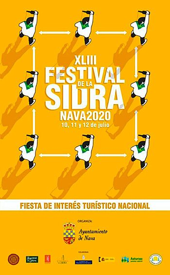 XLIII Festival de la Sidra de Nava 2020