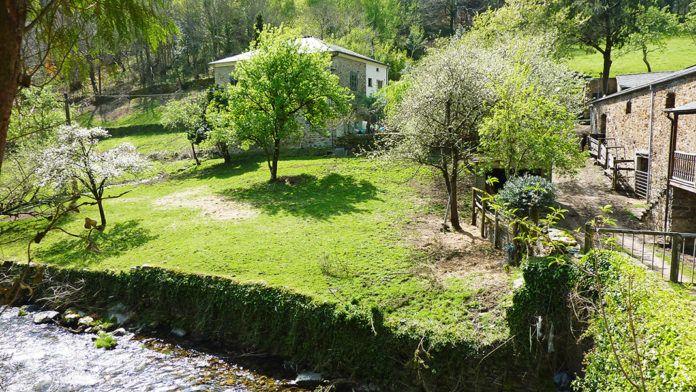 El pueblo de Froseira (Boal) ha quedado totalmente despoblado tras la marcha de Otilia González, su última vecina / Foto: Fusión Asturias