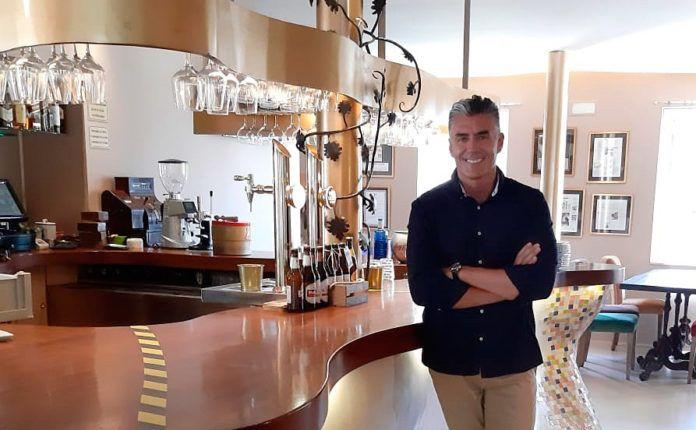 Luis Amador Fernández Gutiérrez. Gerente del Restaurante Los Pisones