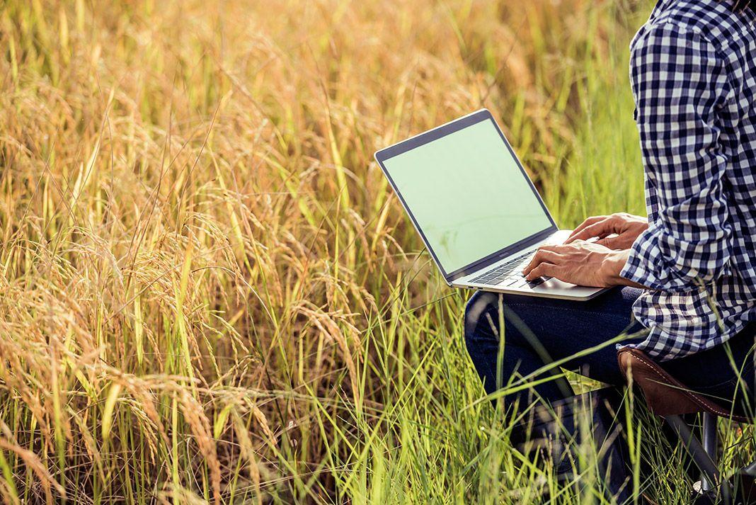 Tecnología en el campo