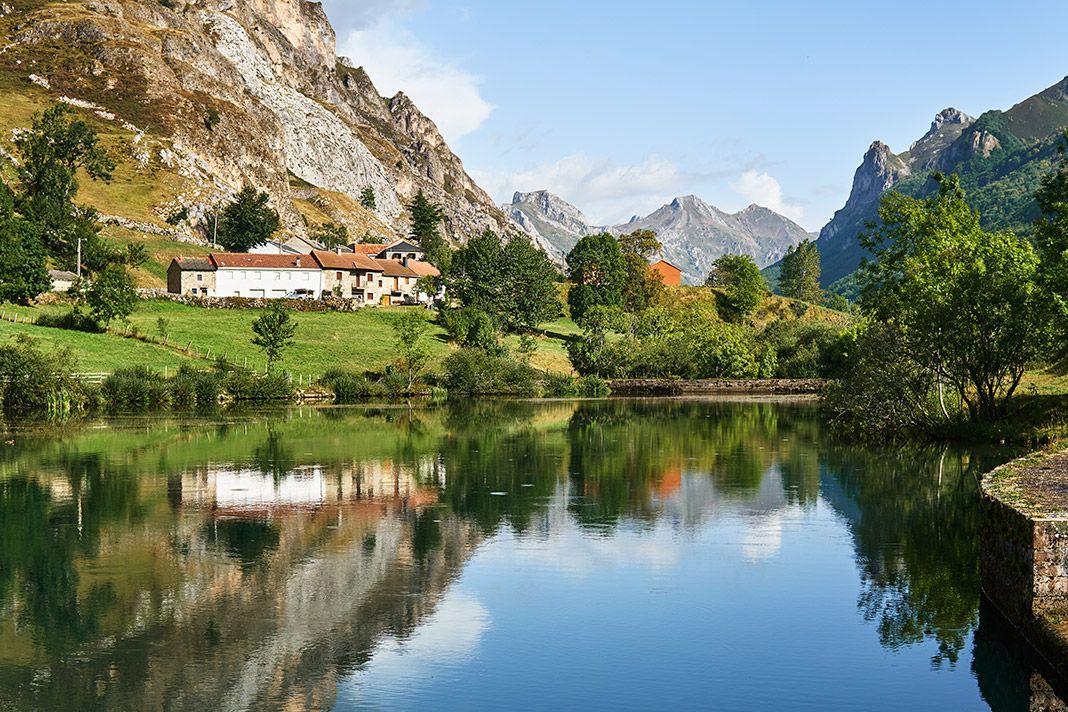 Valle del Lago, Somiedo