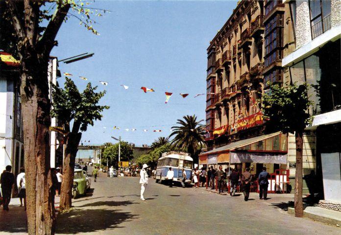 Café Martínez, años 60