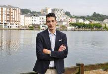 Gustavo García. Técnico de Comunicación y Relaciones Institucionales en ENCE Navia