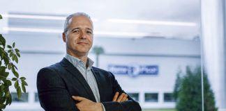Javier Suárez. Director General de Plantas de Reny Picot
