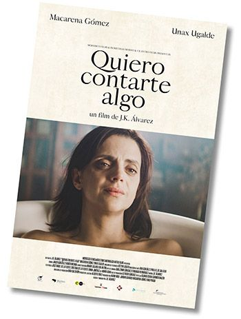 "Corto ""Quiero contarte algo"", dirigido por J.K. Álvarez"