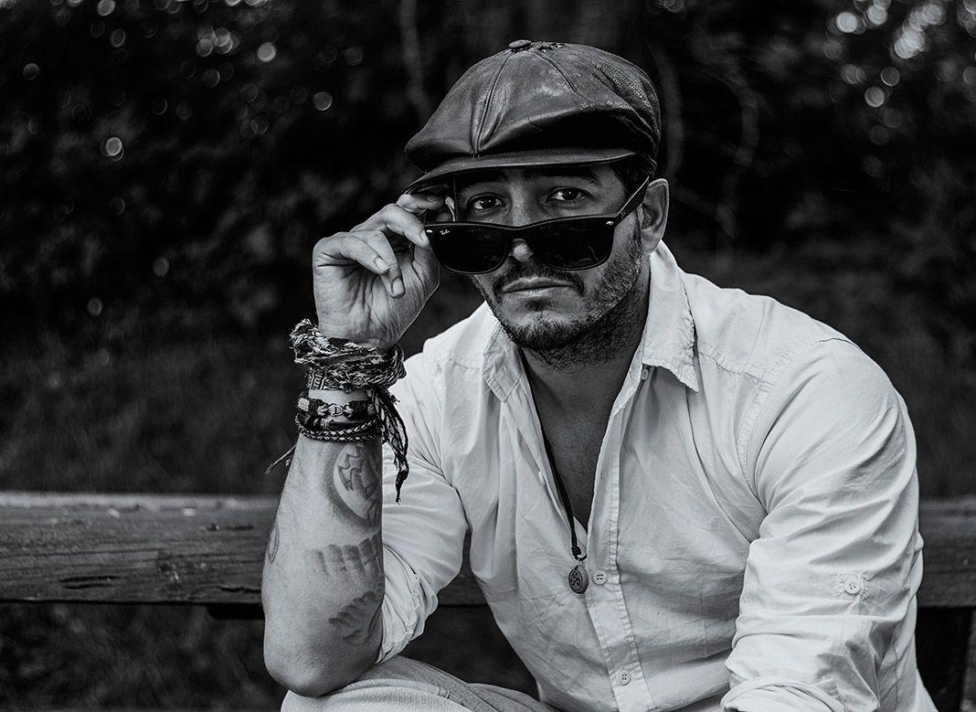 J.K. Álvarez, director de cine