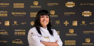 Lara Roguez, directora ejecutiva del restaurante Kraken Art Food del Acuario de Gijón