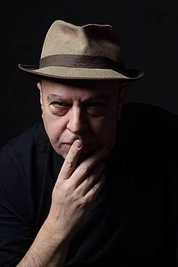 Luis Nuñez, de la banda de música asturiana Luis Nuñez y Los Folgazanes