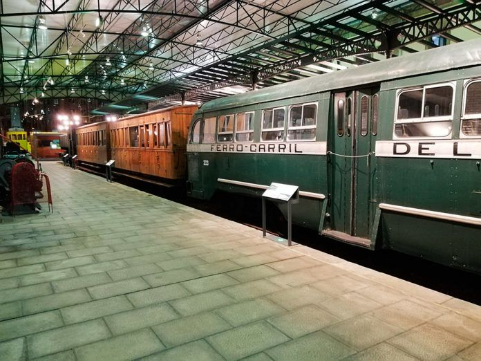 Museo del Ferrocarril (Gijón)