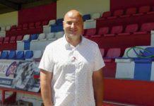 Nacho Blanco. Concejal de Deportes de Navia