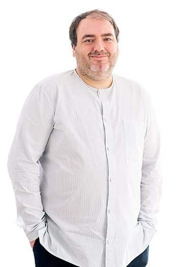 David Alonso, responsable de Comunicación de Neoalgae