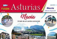 Revista Fusión Asturias - agosto 2020 - Edición Especial Navia