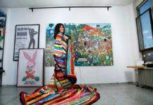 Sandra Paula Fernández, artista