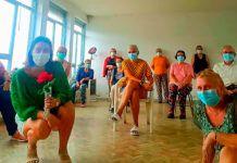 El primer taller de relajación y reducción de la ansiedad en el medio rural tuvo lugar en Obona