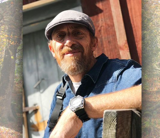 Alfredo Ojanguren, profesor de zoología en la Universidad de Oviedo