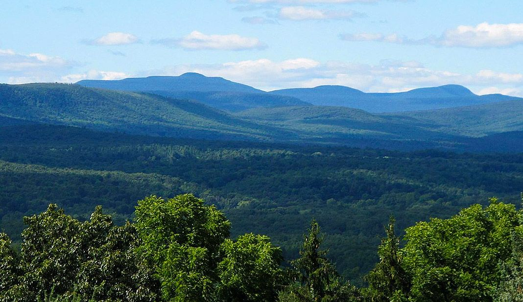 Montañas de Catskill, Nueva York