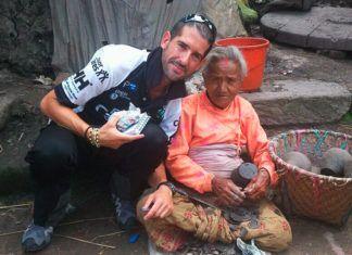 Marco Rodríguez en Nepal