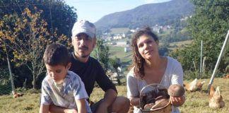 Noelia y Pablo, de PitaSana