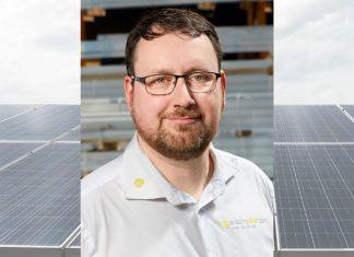 Javier Fernández-Font. Delegado en Asturias de la Unión Española Fotovoltaica (UNEF)