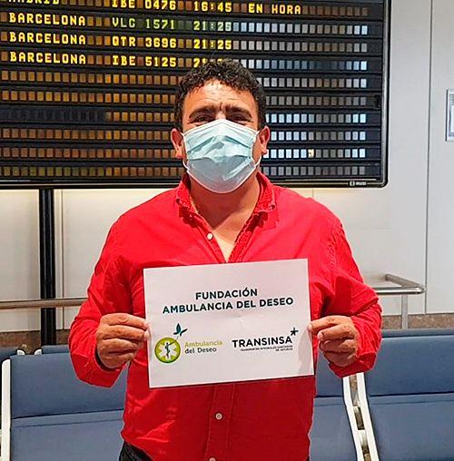 Juanín González Camblor, responsable de formación en Transinsa y director del Instituto de Emergencias (IEDUCAE)