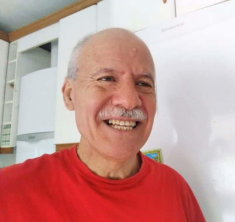 Andrés Aguado. Milla Internacional de Infiesto