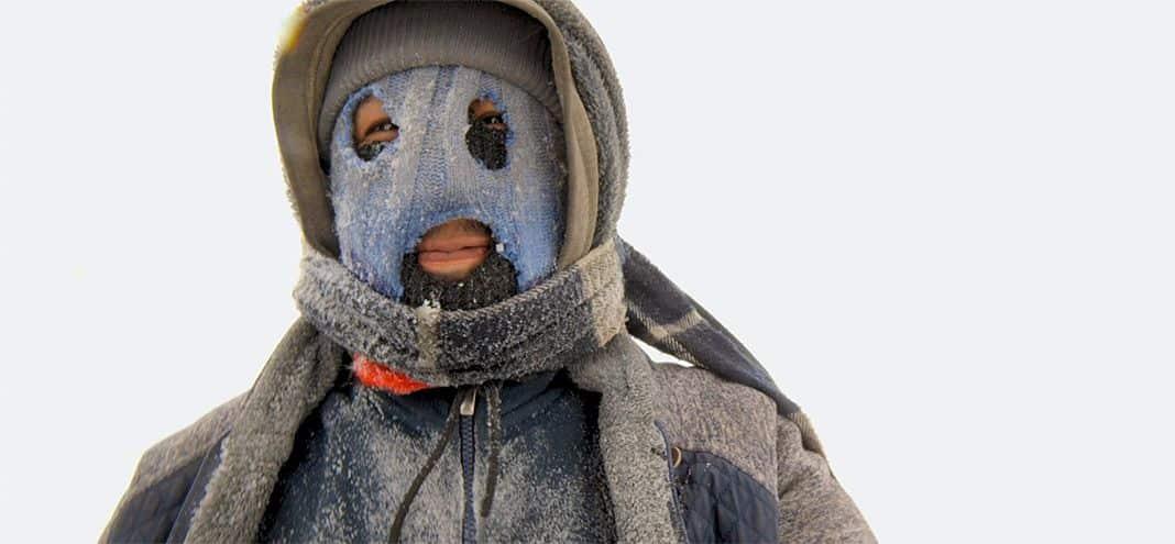 Fotograma del film Beyond the Glacier, del asturiano David Rodríguez
