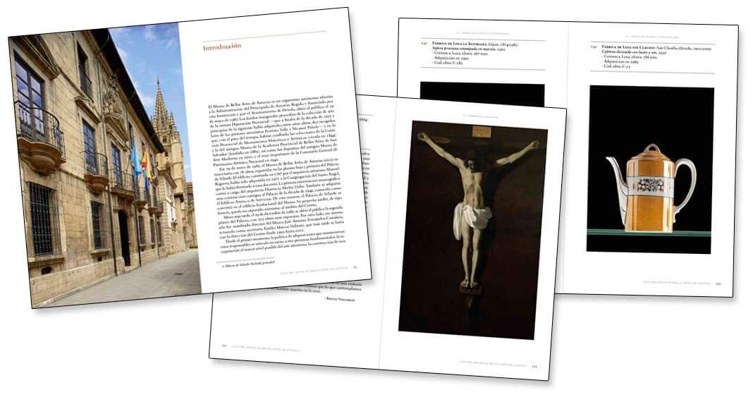 Guía del Museo de Bellas Artes de Oviedo