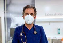 Javier Ruiz Estrada, veterinario