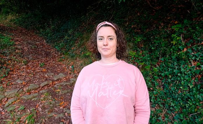 María Monge, propietaria de Shiit-Astur