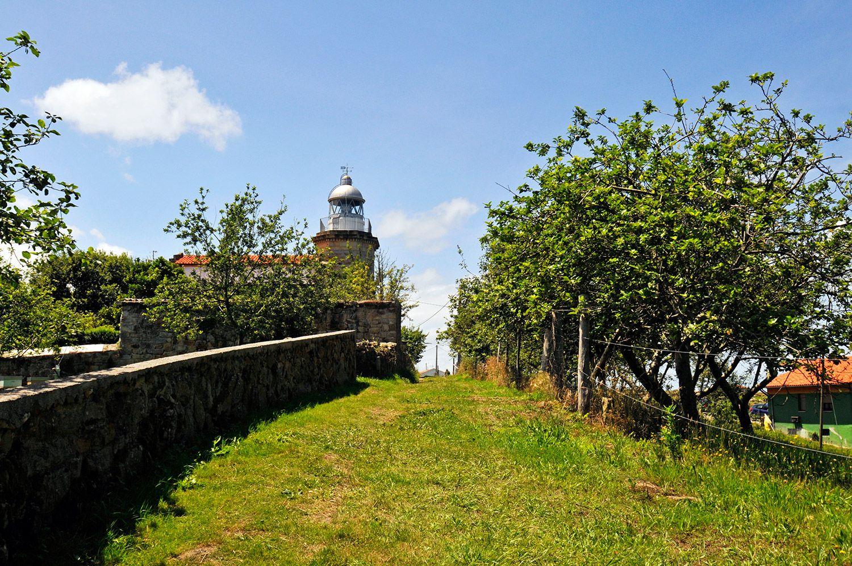 Faro de Tazones (Villaviciosa). Foto de archivo / Foto: Fusión Asturias