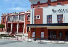 Cine Fantasio y Casino de Navia
