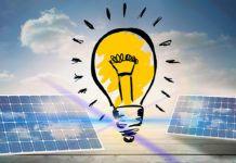 Energía renovable. Placas solares