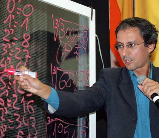 Alberto Coto. Campeón del Mundo y Récord Guinness en Cálculo Mental
