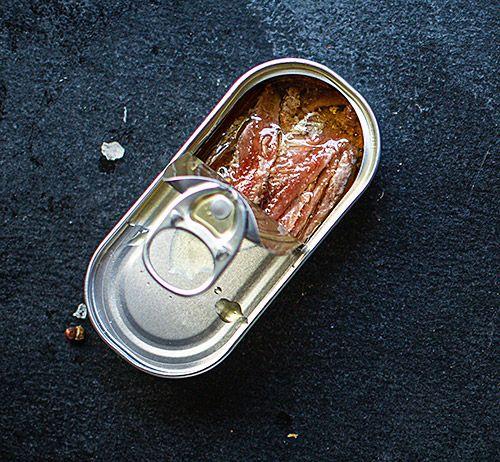 Lata de anchoas