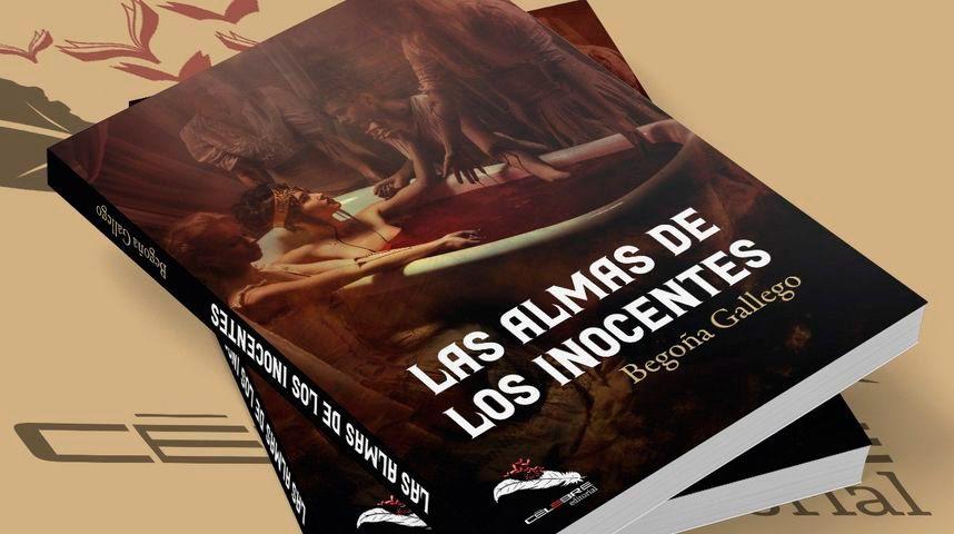 La almas de los inocentes, segunda novela de la trilogía escrita por Begoña Gallego
