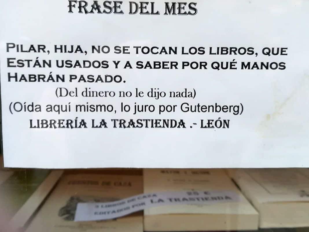 Librería La Trastienda (León)