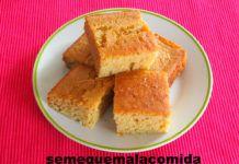 Pan de harina de maíz y suero de leche (buttermilk), del blog Se me quema la comida